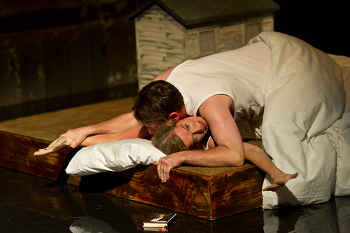 Ruby Hughes & Paul Curievici in In the Locked Room © Clive Barda 2012 | by Royal Opera House Covent Garden