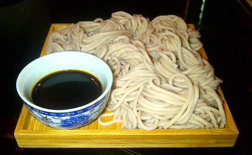 Cold Buckwheat Soba | by KYANNE*