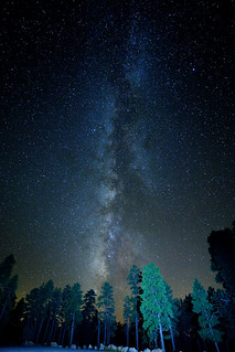 Milky Way at Coconino National Forest | by chili5558