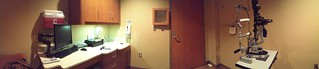 Playing with iOS 6 Panorama While Waiting for Eye Exam | by geraldfigal