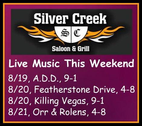 Silver Creek 8-19-16