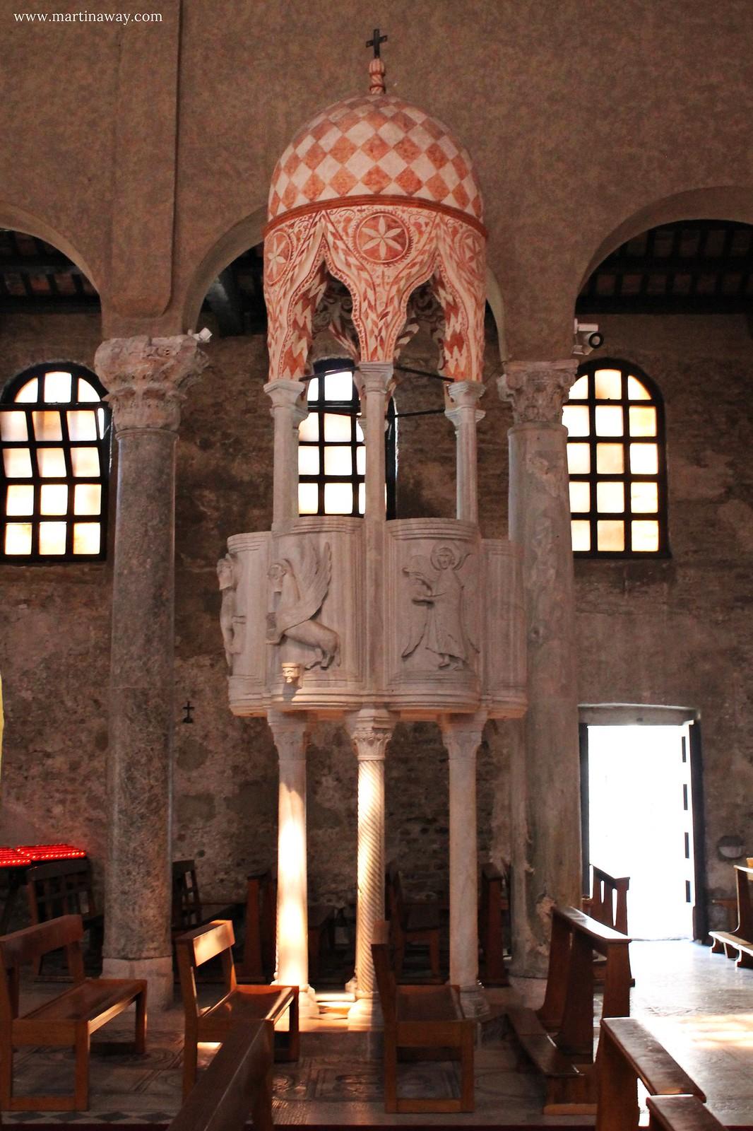 Grado - Basilica di Sant'Eufemia