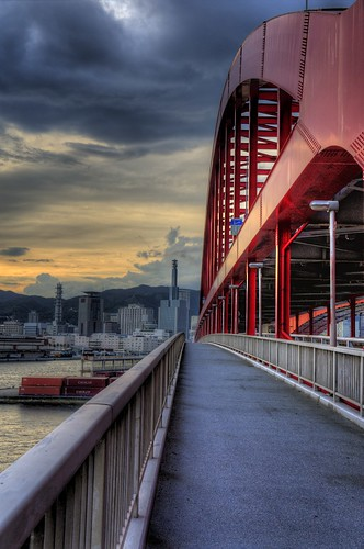 Kobe Ohashi Bridge | by akirat2011