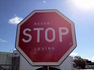 Never STOP loving | by Kalexanderson
