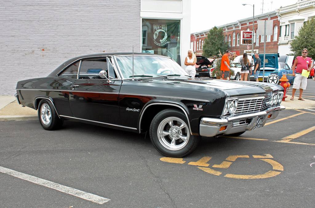 1966 chevrolet impala ss 427 sport coupe 2 of 10 flickr. Black Bedroom Furniture Sets. Home Design Ideas