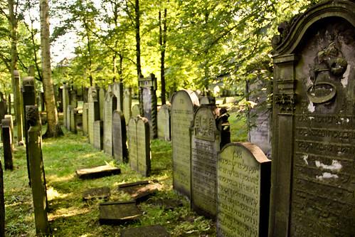 Jüdischer Friedhof Altona