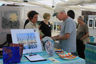 Scenes from the 2012 Oswego Art Fair | by Images by Walter Lesus