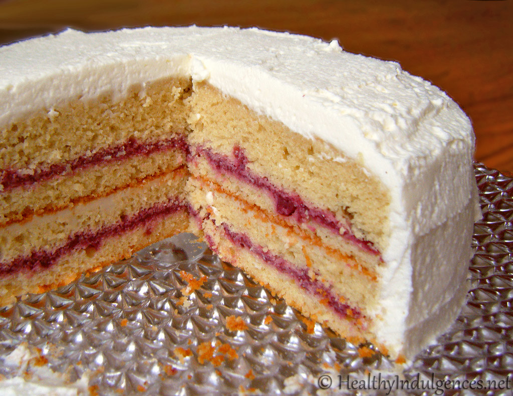 "Low Sugar Cake Icing Recipes: ""Busy Day"" Cake! A Low Carb Yellow Cake W/creamy Sugar-fre"