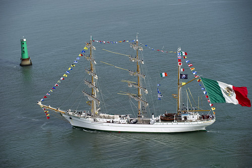 Tall Ships Dublin | by Irish Defence Forces