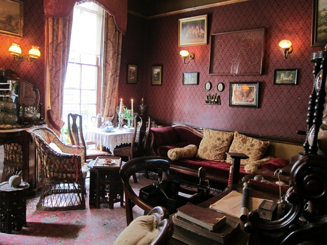 221b Baker Street Museum 221b Baker Street | Flickr