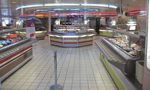 Brittany Ferries Restaurant Menu