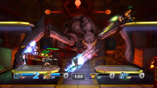 PlayStation All-Stars Battle Royale: Time Station | by PlayStation.Blog