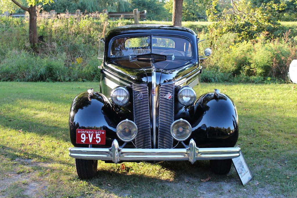 1937 mclaughlin buick special 2 door coach canadian flickr for 1937 buick special 2 door