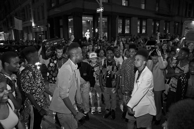 Hip hop new york 90s