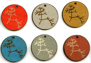 Darwin phylogeny -- Recycled book cover necklace | by molarchae