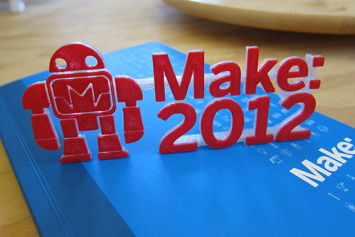 Make:  3D Printer Testing | by jabella