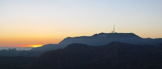 Hollywood Sign from Griffith Observatory | by Eric Demarcq