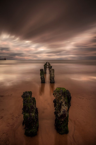 Poles in the sand | by Jimmy McIntyre - Editor HDR One Magazine