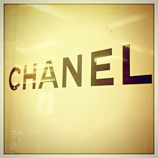 chanel fall visit | by girl enchanted