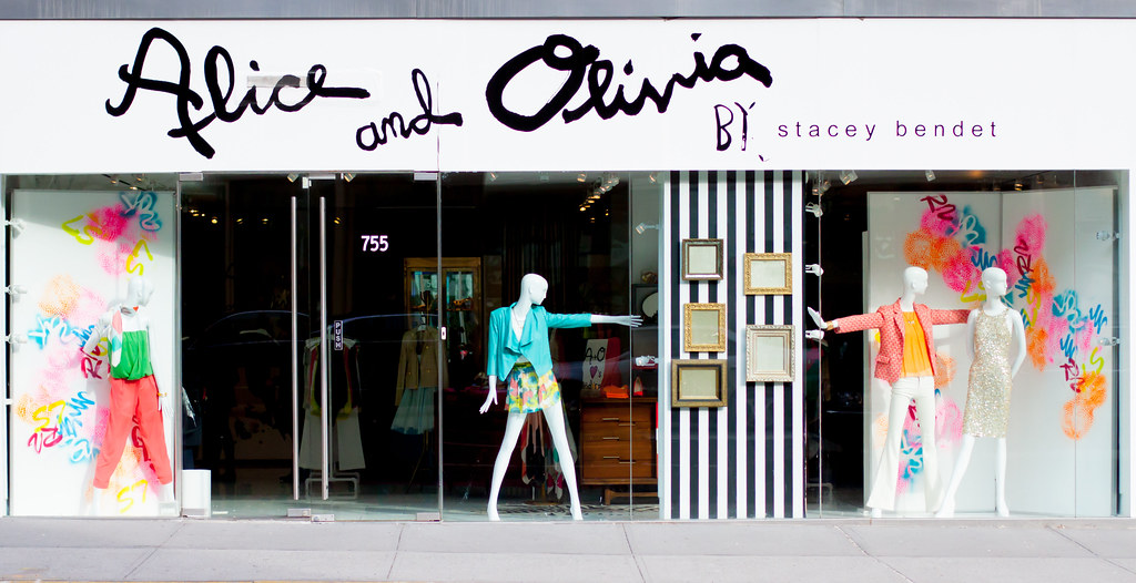 Alice and olivia shop online