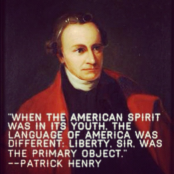 Speech to the Virginia Convention Summary