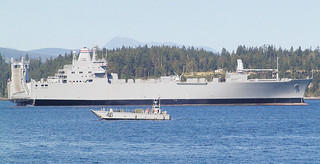 SS Cape Intrepid (T-AKR 11) | by Military Sealift Command