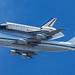 Space Shuttle Endeavour- Final Flight LA Fly Over