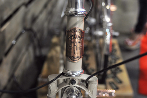 Shinola Bixby Headbadge | by Lovely Bicycle!