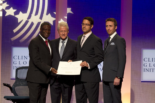 Designing for Impact: Opening Plenary | by Clinton Global Initiative