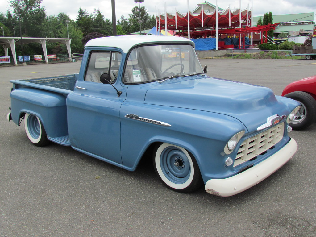2nd Generation 195559 ChevyGMC Pickup and Suburban