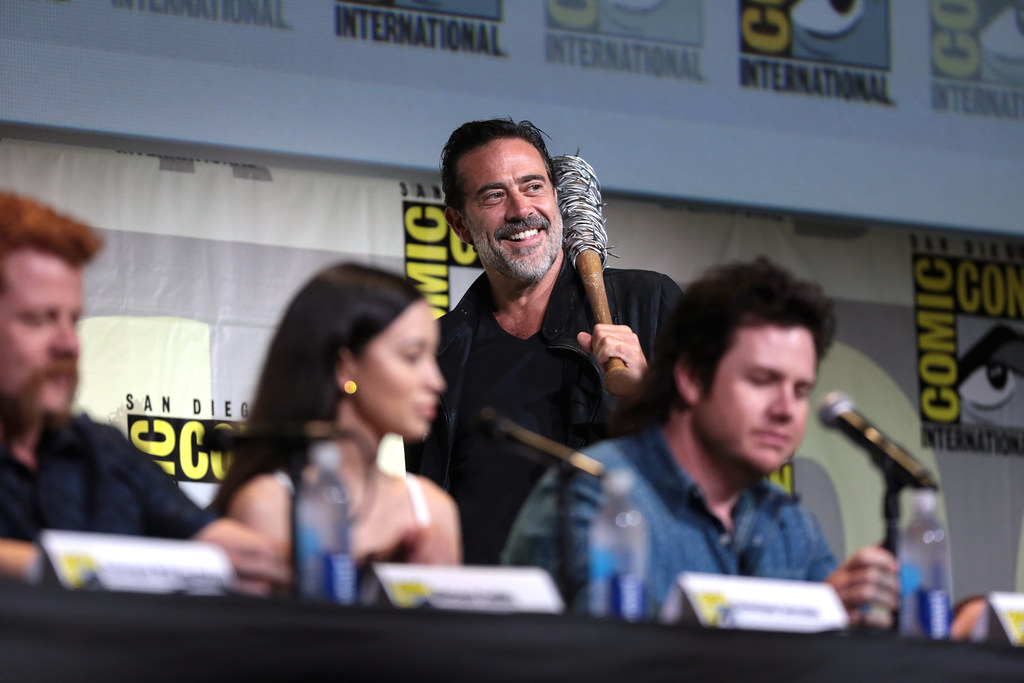 Jeffrey Dean Morgan Michael Cudlitz Christian Serratos