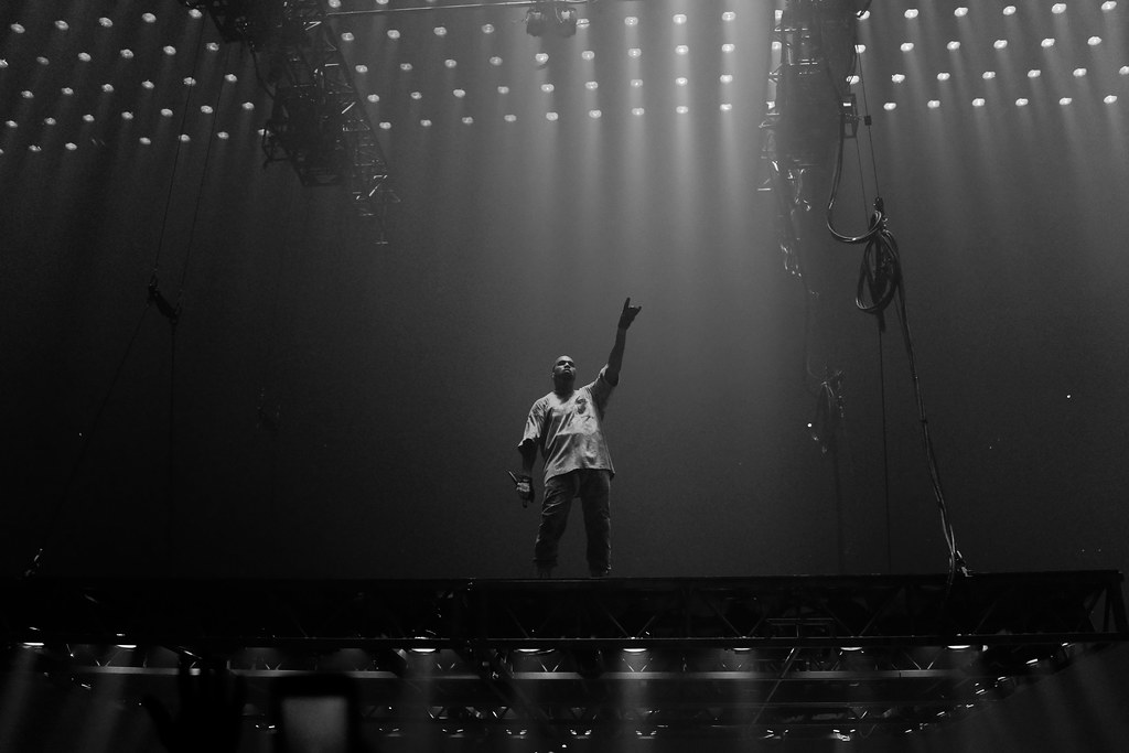 ... Kanye West: Saint Pablo Tour @ TD Garden (Boston, MA) | By