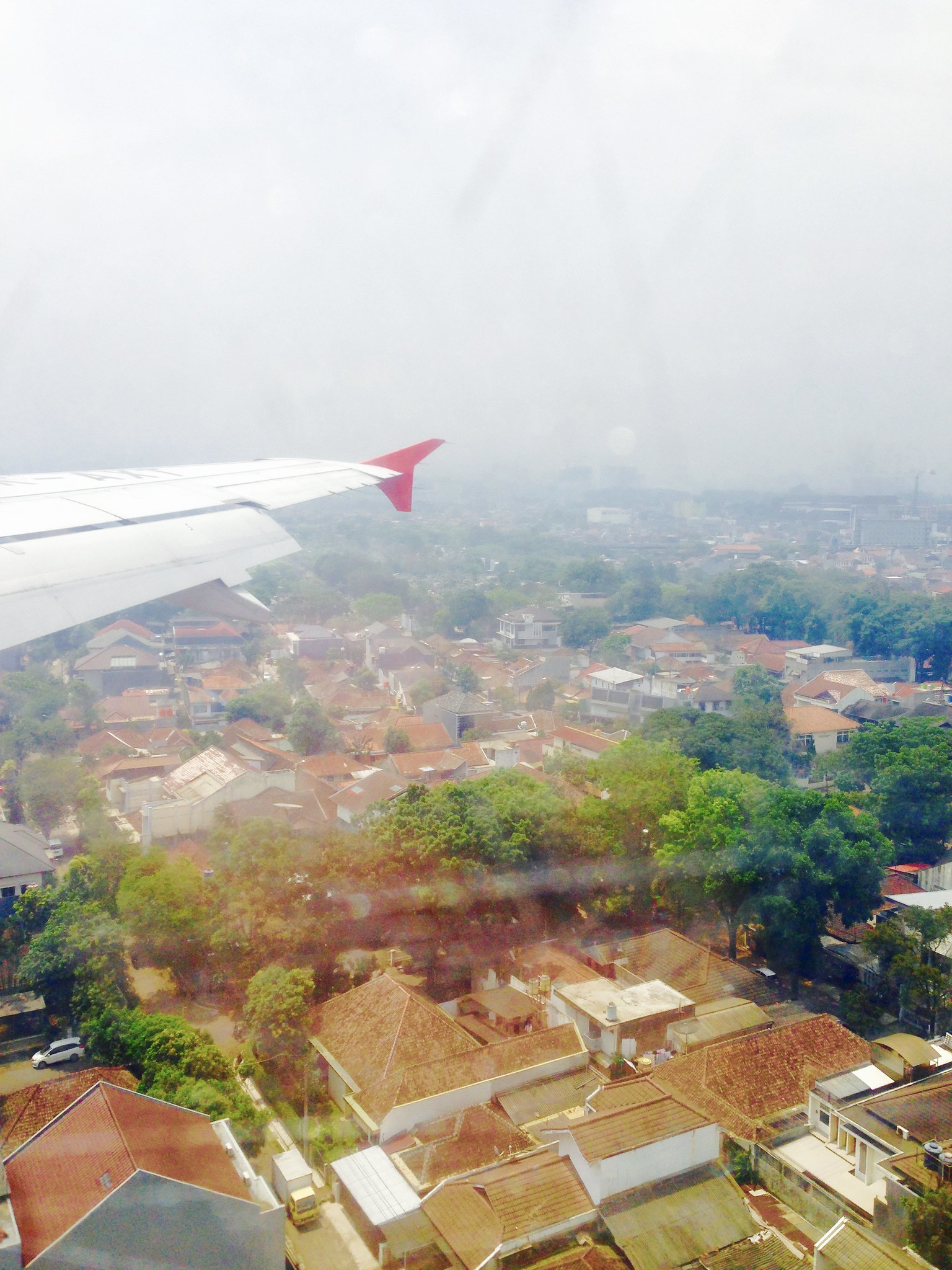 Sticking the Landing, Bandung