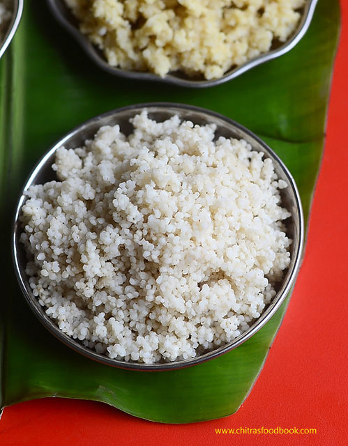 How to cook millets in different ways