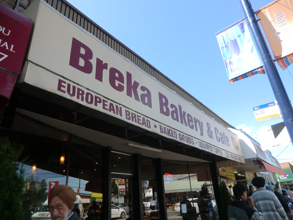 Breka Bakery And Cafe Vancouver Bc