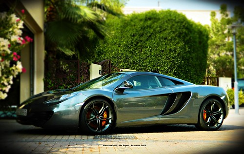 Mclaren MP4-12C | by Fortunes2011.Toy Heart