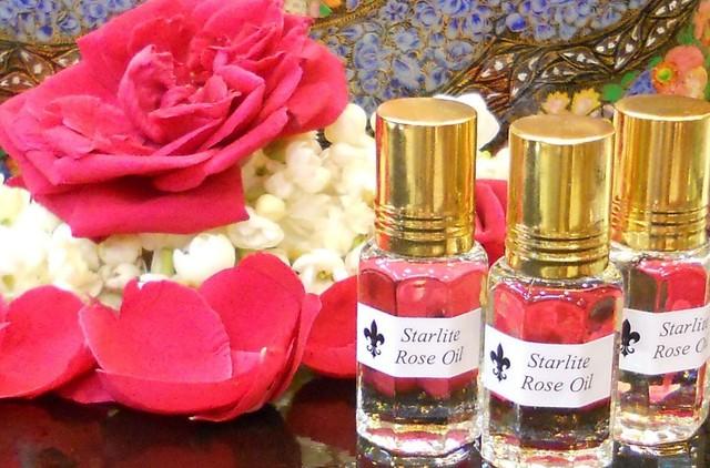 Natural Perfume Oil Brands