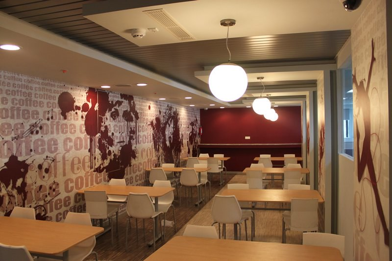 office cafeteria design layout officeinteriordesigners cafe design office cafeteria food court by cau2026 flickr