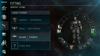 Dust 514 Neocom Vita App | by PlayStation Europe