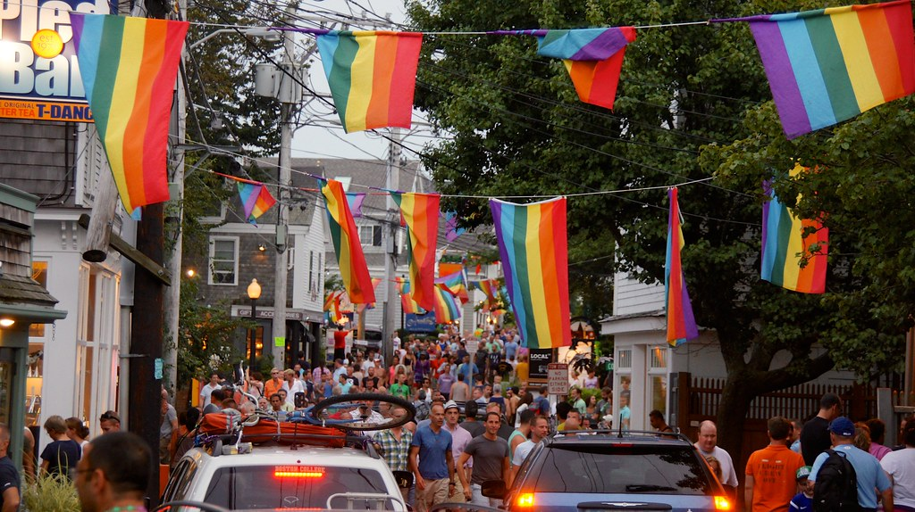 Massachussettes gay pride
