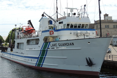 R/V Lake Guardian | by michiganseagrant