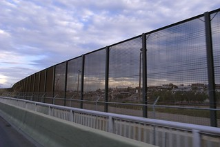 US-Mexican Border | by amorimur