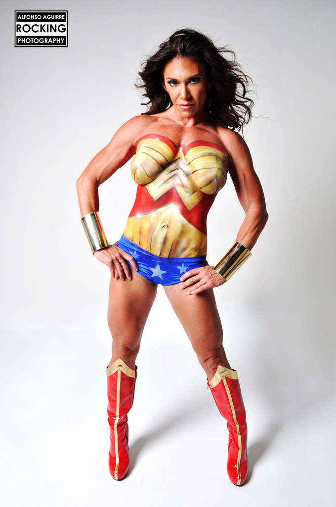 Real wonder woman outfit-2073