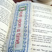 Once Upon a Time cross-stitch bookmark