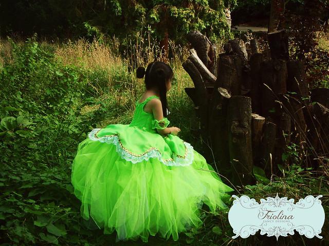 Wood Nymph, Girls Fairy Costume, Halloween | Flickr ...