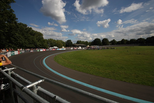 Herne Hill Velodrome. London | by IFM Photographic
