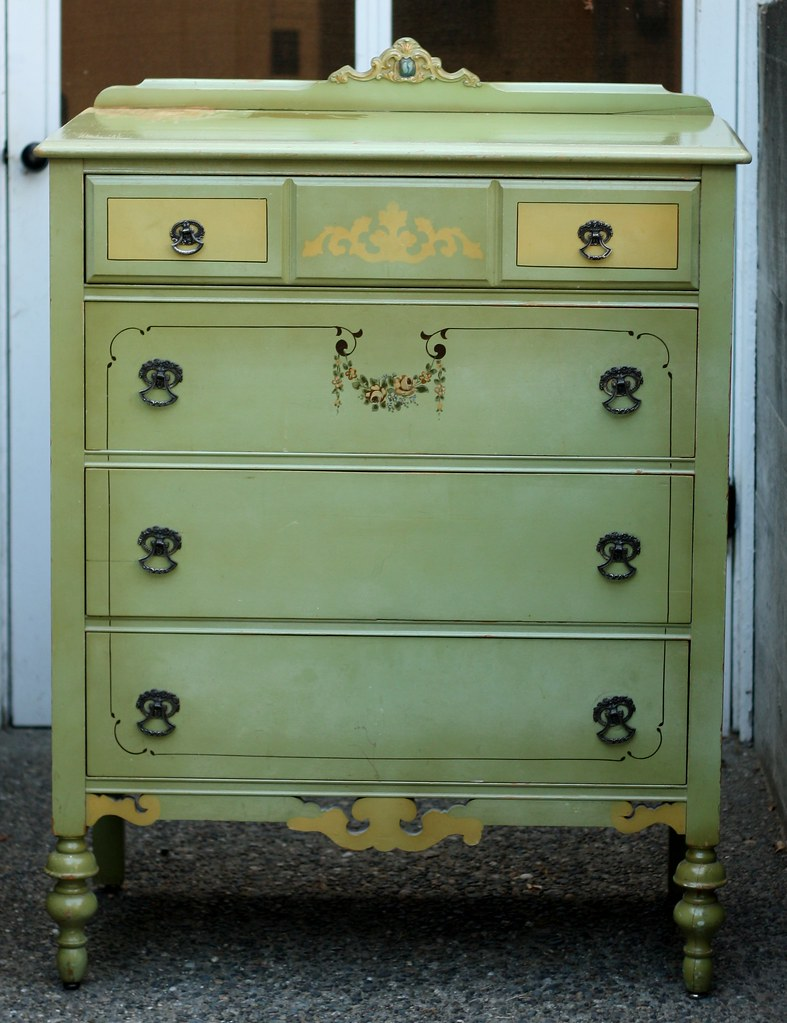 Old Painted Furniture Ideas