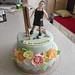 Artist's 70th Birthday Cake