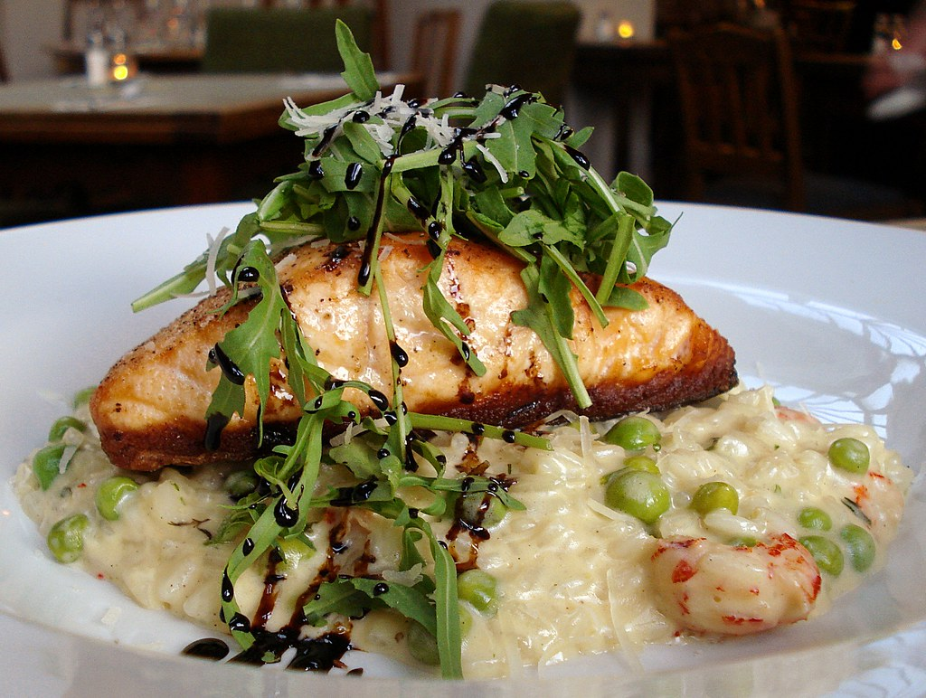 Salmon And Pea Recipe Dog Food