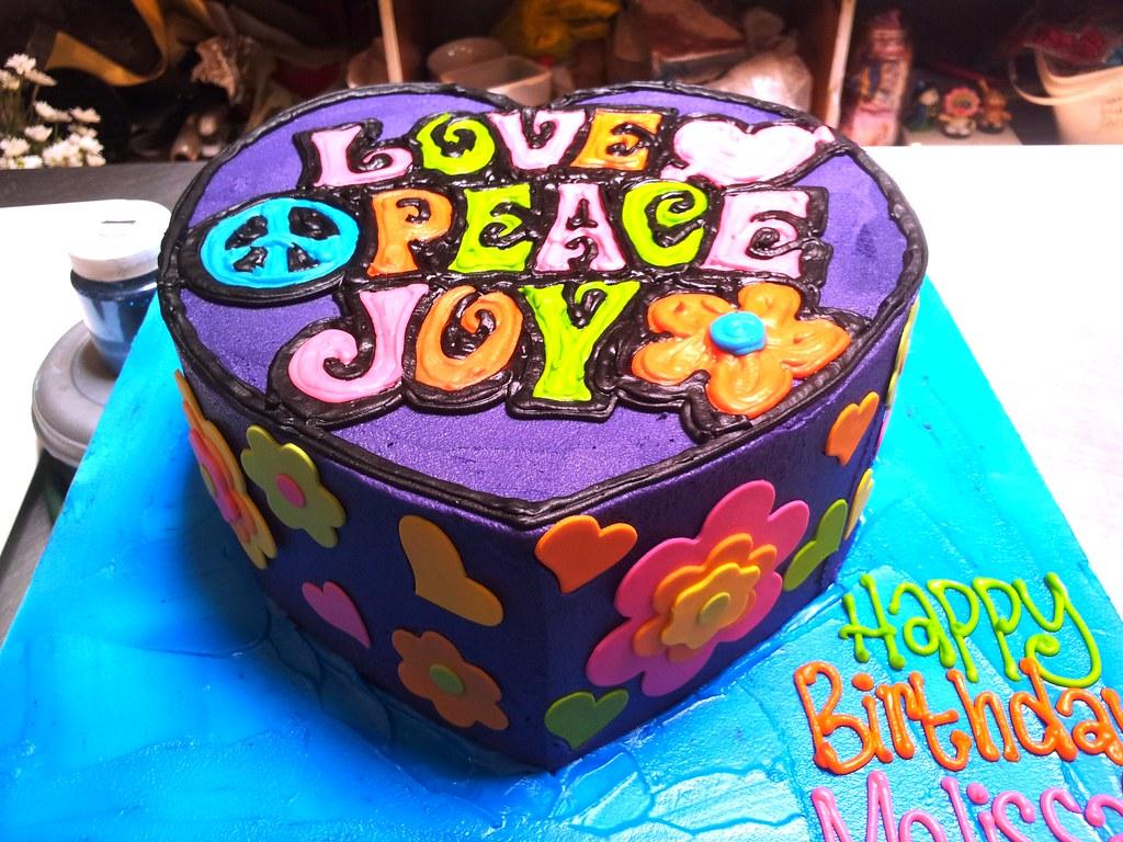 Wicked Themed Birthday Cakes